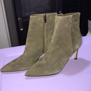 Ivanka Trump Heel Boots